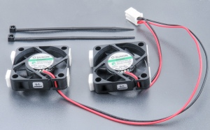 cooling fan twin